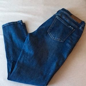 Jeans with built in slimmer!